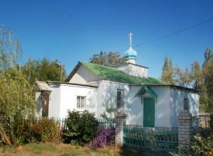 Михаило-Архангельский храм пос. ГЭС